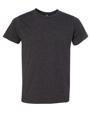 USA Made Ringspun 50/50 Heather Unisex T-Shirt