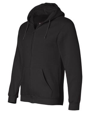 Full-Zip Hooded Sweatshirt