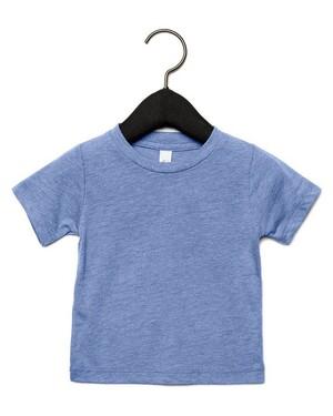 Triblend Baby Short Sleeve T-Shirt