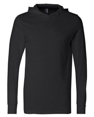 Unisex Driftwood Long Sleeve Hooded T-Shirt