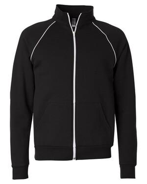 La Brea Full-Zip Fleece Cadet Collar Jacket
