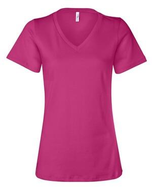 Missy Short Sleeve V-Neck T-Shirt