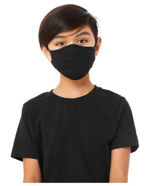 Youth 2-Ply Reusable Face Mask 72-pack