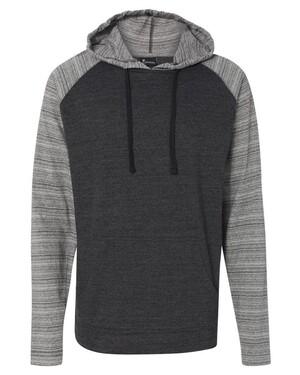 Yarn-Dyed Raglan Pullover