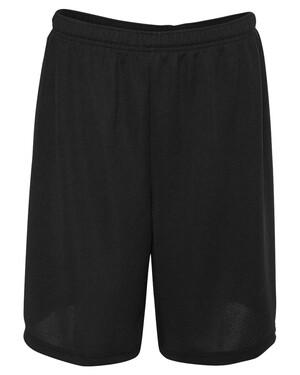 """9"""" Mock Mesh Shorts"""