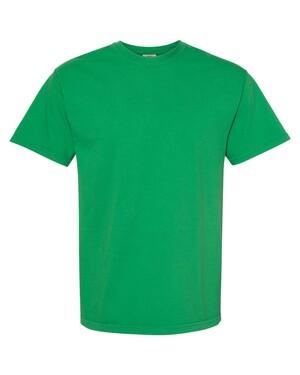 Heavyweight Garment-Dyed 100% Cotton T-Shirt