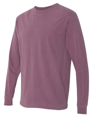 6.1 Ounce Ringspun Cotton Long Sleeve T-Shirt