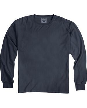Garment Dyed Long Sleeve T-Shirt