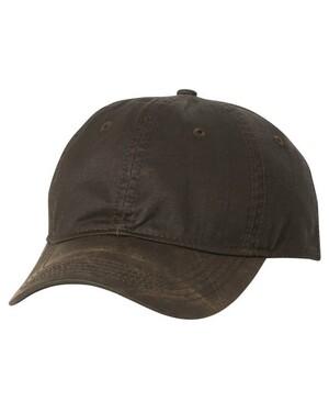 Landmark Weathered Cotton Twill Hat