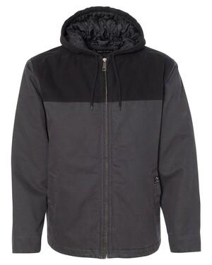 Terrain Hooded Boulder Cloth Jacket