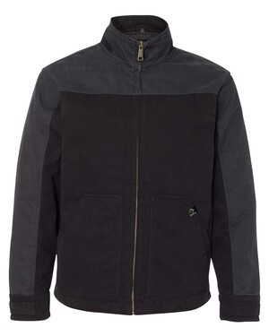 Horizon Two-Tone Boulder Cloth Canvas Jacket