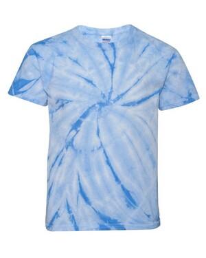 Youth Cyclone Vat-Dyed Pinwheel T-Shirt