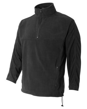 Moisture Resistant Microfleece 1/4 Zip Jacket