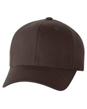 Structured Fitted Hat