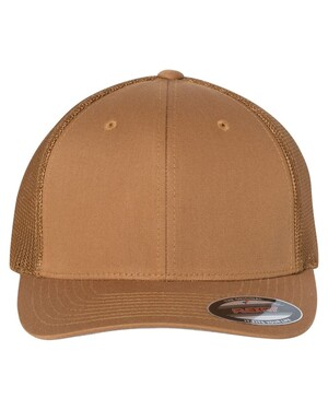 Fitted Trucker Hat