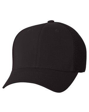 Ultrafiber Hat with Air Mesh Sides