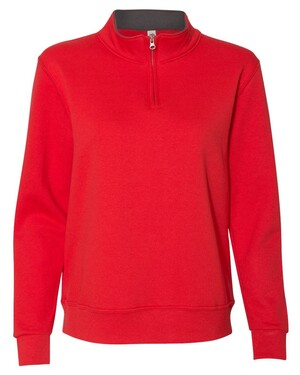 Women's SofSpun Quarter-Zip Sweatshirt