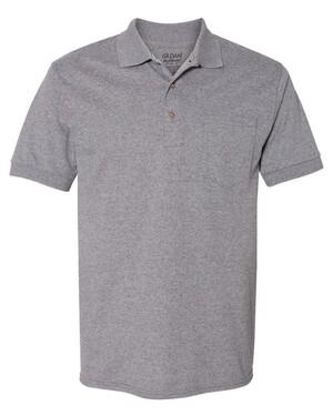 Dry Blend Jersey Sport Shirt  with a Pocket