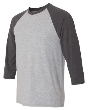X-Temp™ Three-Quarter Sleeve Baseball T-Shirt