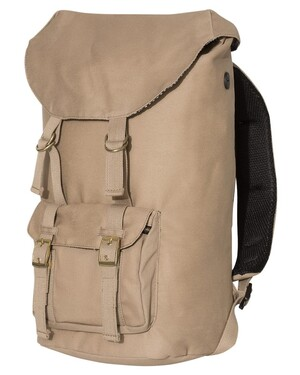 Voyager Canvas Backpack