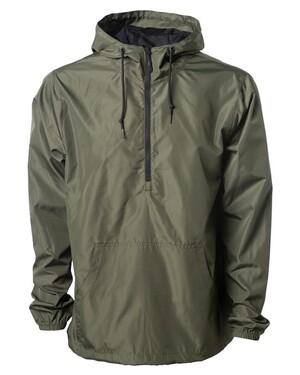 Lightweight Windbreaker Pullover Jacket