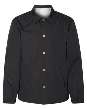Water Resistant Windbreaker Coaches Jacket