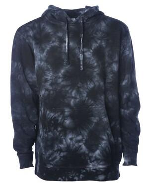 Midweight Tie-Dye Hooded Sweatshirt