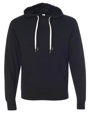 Unisex Midweight French Terry Pullover Hoodie