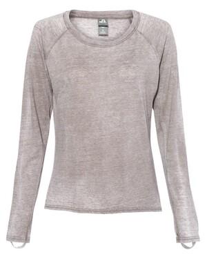 Women's Zen Jersey Hi-Low Long Sleeve T-Shirt
