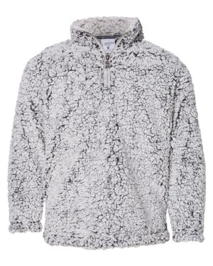 Youth Epic Sherpa Quarter-Zip Pullover