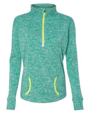 Women's Cosmic Fleece Quarter-Zip Pullover