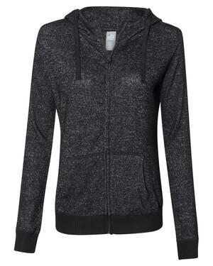 Cozy Fleece Women's Full-Zip Hoodie