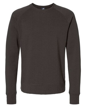 Ripple Fleece Raglan Crewneck Sweatshirt