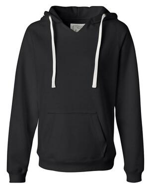 Women's Sydney Brushed V-Neck Hoodeed Sweatshirt