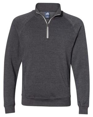 Triblend 1/4 Zip Pullover Sweatshirt