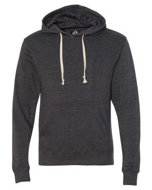 Triblend Hooded Pullover Sweatshirt