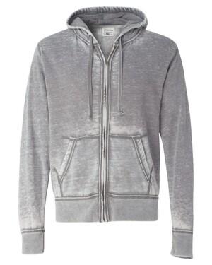 Vintage Zen Fleece Full-Zip Hooded Sweatshirt