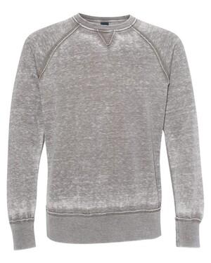 Vintage Zen Fleece Crewneck Sweatshirt