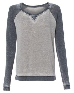 Women's Zen Fleece Raglan Crewneck Sweatshirt