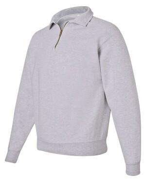 SUPER SWEATS Quarter-Zip Sweatshirt