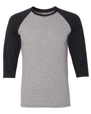 Dri-Power Active Triblend Baseball Raglan T-Shirt