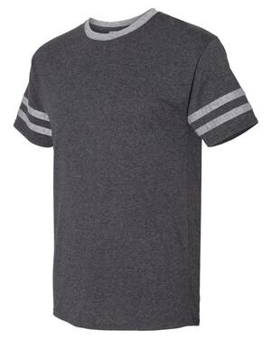 Triblend Ringer Varsity T-Shirt