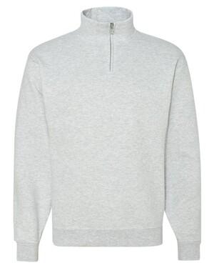 NuBlend Quarter-Zip Fleece Pullover