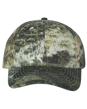 Licensed Camo with Velcro Hat