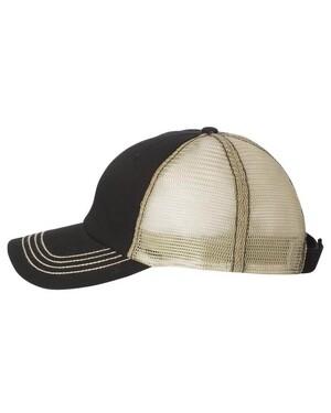 Washed Twill Trucker Hat