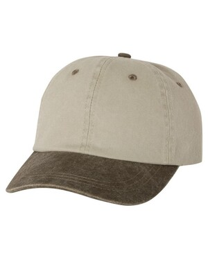 Pigment Dyed Cotton Twill Hat