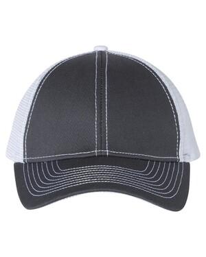 Heavy Cotton Twill Front Trucker Hat