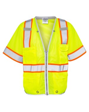 Premium Brilliant Series Heavy Duty Class 3 Vest