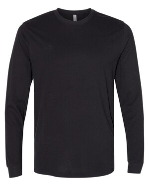 Sueded Long Sleeve T-Shirt