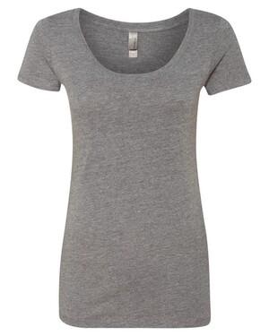 Women's Triblend Scoop Neck T-Shirt